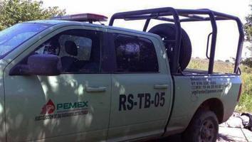 'Huachicoleros' matan a un agente de Pemex en Veracruz