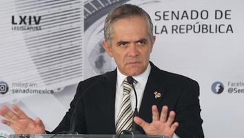 Inhabilitan un año a Miguel Ángel Mancera para cargos en CdMx