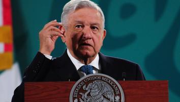 AMLO pide que se liberen las vías del tren en Michoacán