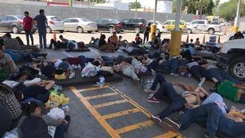 CIDH visitará frontera con Estados Unidos para supervisar trato a migrantes