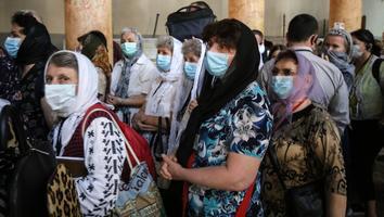 Irán anuncia tercera ola de contagios de coronavirus
