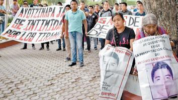 CNDH lamenta liberación de ligados a caso Iguala