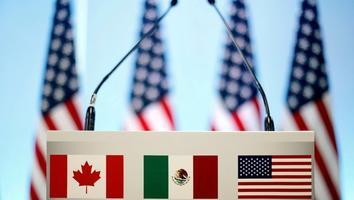 Desde que México, Estados Unidos y Canadá tienen un acuerdo comercial, las exportaciones del país a esas naciones han crecido más de 500 por ciento.