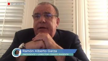 Clara Luz Flores creo que cayó de cuatro a seis puntos: Ramón Alberto Garza