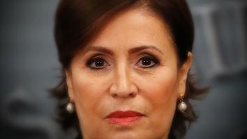 Rosario Robles descarta acusar a ex colaboradores para obtener su libertad