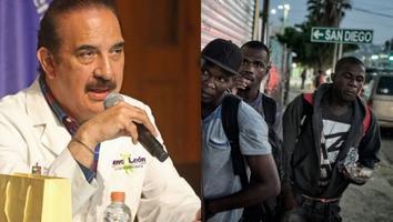 Covid-19. Salud de NL mantiene en hospedaje a haitianos