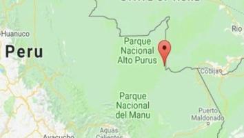 Sismo de 7.1 sacude zona fronteriza entre Perú y Brasil