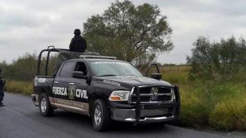 Enfrentamiento entre hombres armados y Fuerza Civil deja una mujer herida