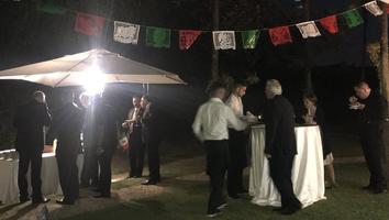 Mexicanos dan el Grito desde el Vaticano