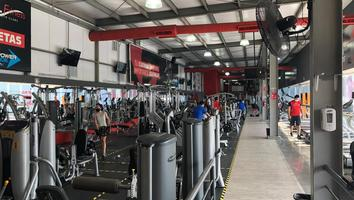 Continúan gimnasios implementando medidas de prevención por Covid-19