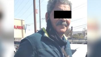 Detienen a hombre por circular con placas de papel en colonia Burócratas del Estado