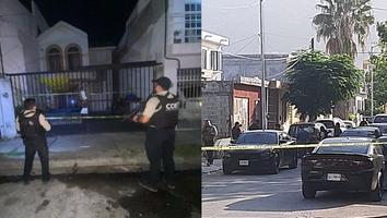 Autoridades realizan dos cateos en diferentes puntos de la Ciudad de Monterrey