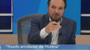 Morena tuvo un triunfo arrollador en casi todos los sentidos: Gilberto Marcos