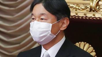 Emperador de Japón preocupado por Juegos Olímpicos en pandemia