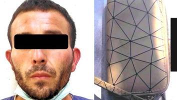 Detienen a un hombre por despojar de la cartera a una mujer en Apodaca