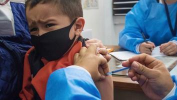 El próximo martes se dará a conocer plan de vacunación para los menores: López-Gatell