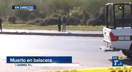 Los hechos ocurrieron la mañana de este viernes; de acuerdo a los primeros reportes el sospechoso intentó robar un vehiculo.