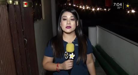 Los conductores mencionaron que la falta de luminaria complica el tránsito por dicha vía. | Leyda Estrada