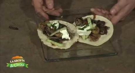 La cocina de Vivalavi - Tacos del norte y del sur.