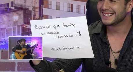 #ChekoDeNoche Juan Carlos Esparza, Trovador lagunero.