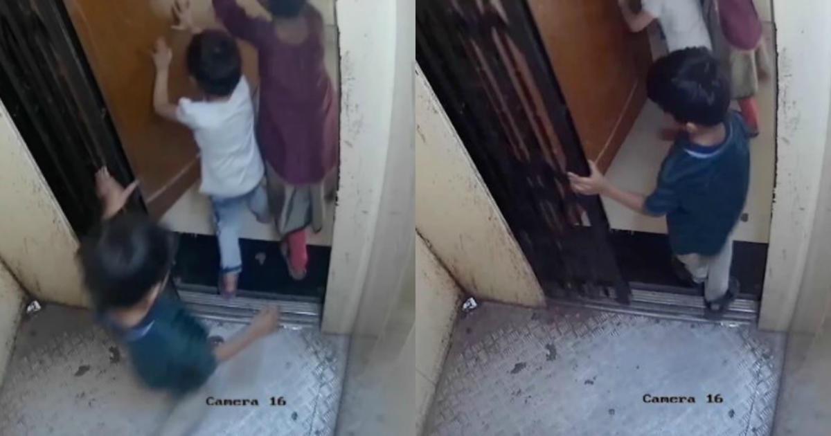 VIDEO: Conmociona caso de niño que murió aplastado mientras jugaba en  ascensor