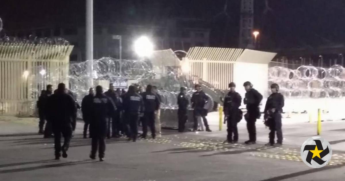 Cierra Eu Garita De San Ysidro En Frontera Con Tijuana Multimedios
