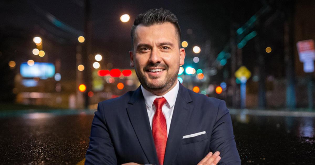 Omar Zerón buscará una diputación federal por el PES, se destapa en las redes sociales