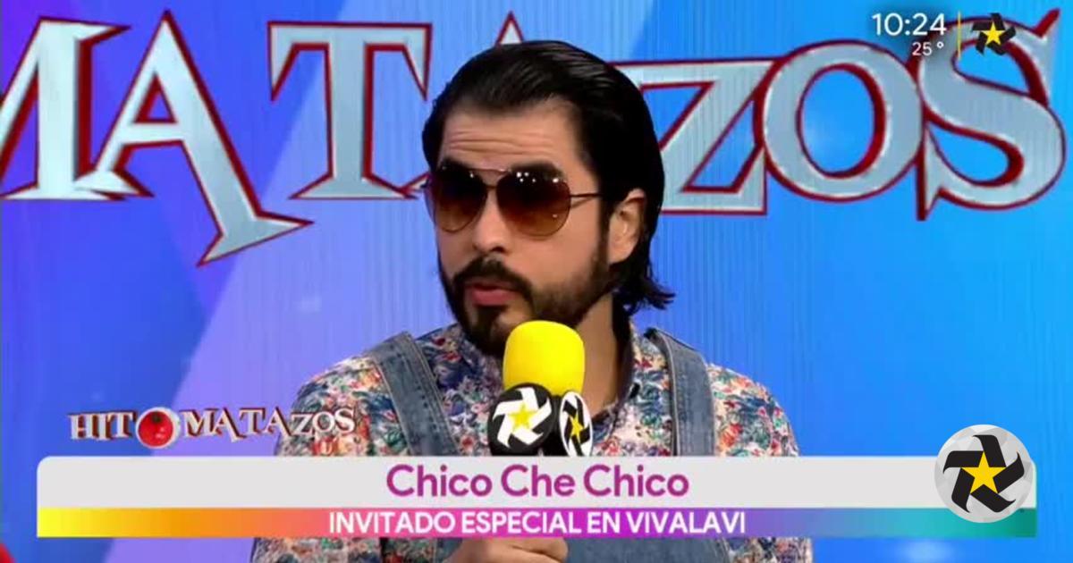 Chico Che Chico rinde tributo a su papá  ad2d3949ad8