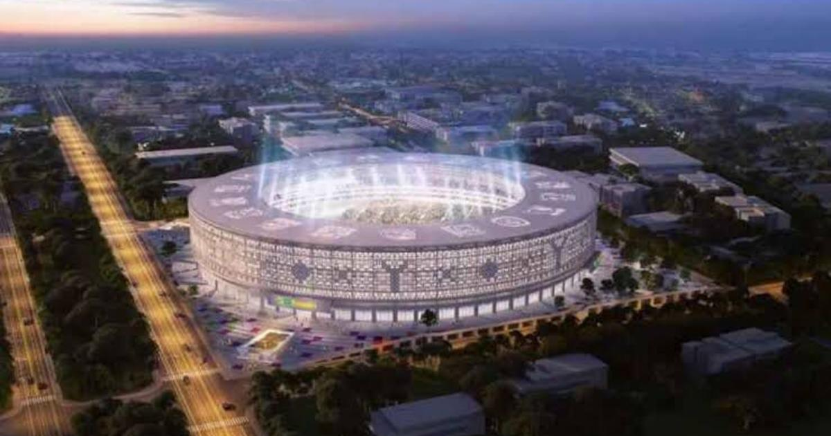 Presentan avances del Estadio de Yucatán