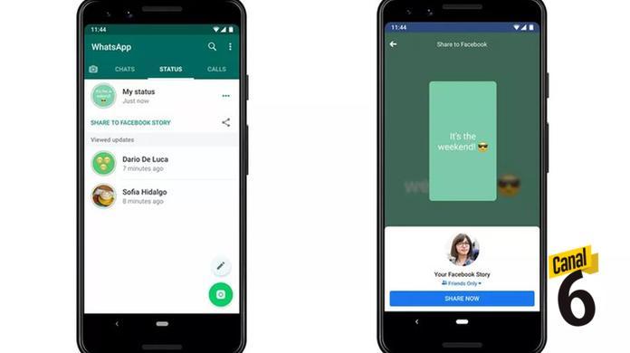 Whatsapp Te Dejaría Compartir Tus Estados En Facebook E