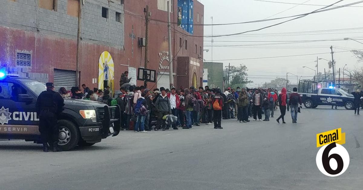 Trasladarán a migrantes a la frontera con Laredo | Multimedios