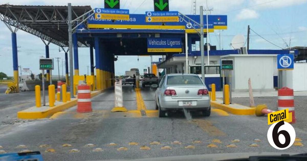 Cierran puente fronterizo de Reynosa-Pharr | Multimedios