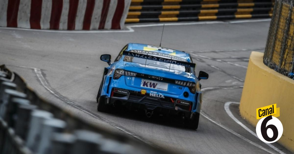 Yvan Müller conquista la primera carrera del WTCR en el GP de Macao - Multimedios